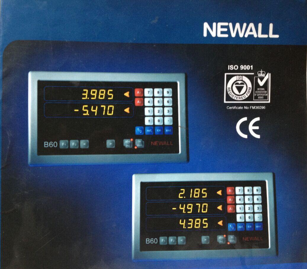 b60球栅数显表操作使用说明书