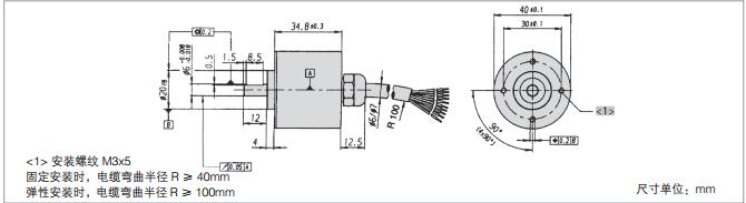 常用不同类型亨士乐hengstler编码器编码器的特点: 亨士乐hengstler编码器增量式编码器:亨士乐hengstler编码器优势:原理构造简单,机械平均寿命可在几万小时以上,可靠性高,适合于长距离传输。亨士乐hengstler编码器劣势:只能输出相对位置,不能输出轴的绝对位置,断电数据丢失。 亨士乐hengstler编码器绝对值编码器:亨士乐hengstler编码器优势:无需记忆、无需找参考点、抗干扰特性、数据的可靠性、更高的分辨率、快速启动速度、多轴的精确运动控制、多种通信协议。亨士乐hengs