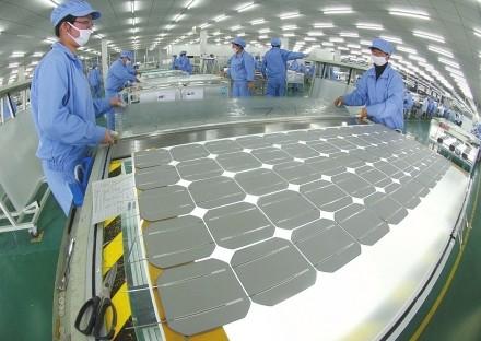 光伏产业的发展促进中国绿色能源提升