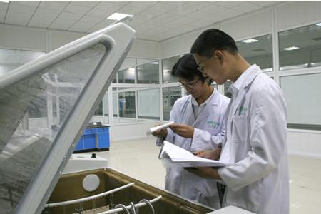 昆山華凱檢測儀器鹽霧腐蝕試驗箱安裝調試圖