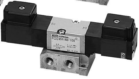 parker液压阀派克电磁阀两位三通