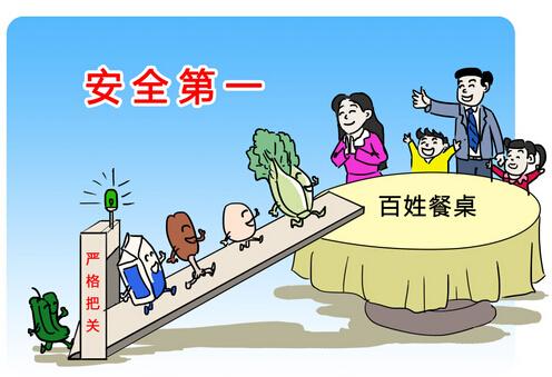 中国工程院建议实现食品安全监管前移