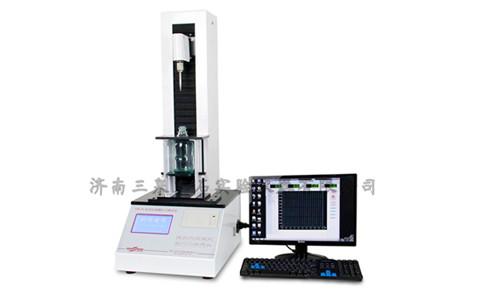 预灌封注射器用不锈钢注射针针尖穿刺力测试仪