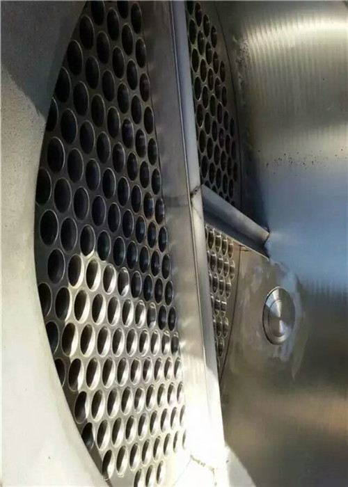 厂家二手蒸发器 华谊二手油脂化工设备购销部