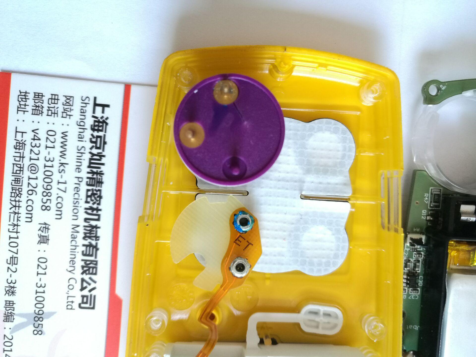 BW MC2-4氧气传感器开裂漏液