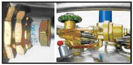 美国查特CHART低温杜瓦瓶DC180MP调压阀