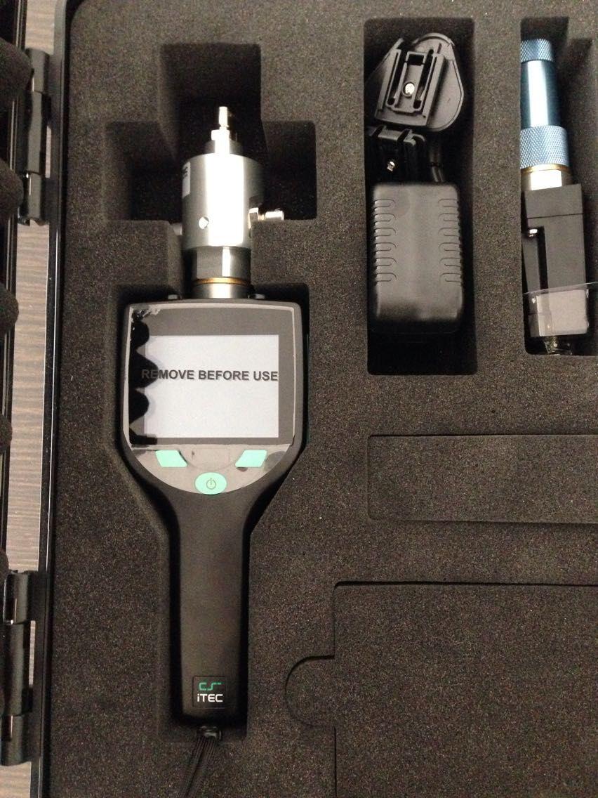 S505露点仪实拍图