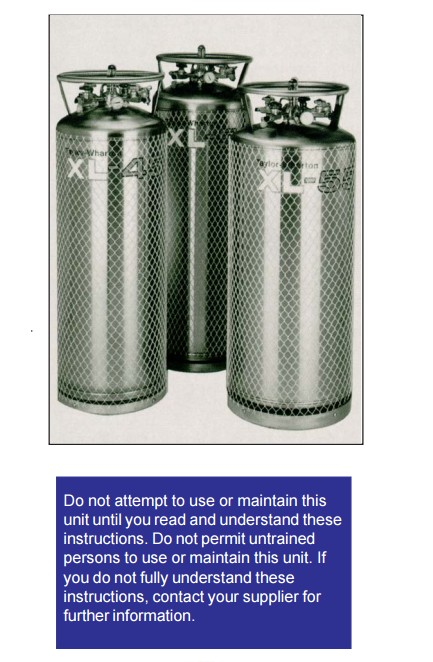 低温液氮罐XL-45