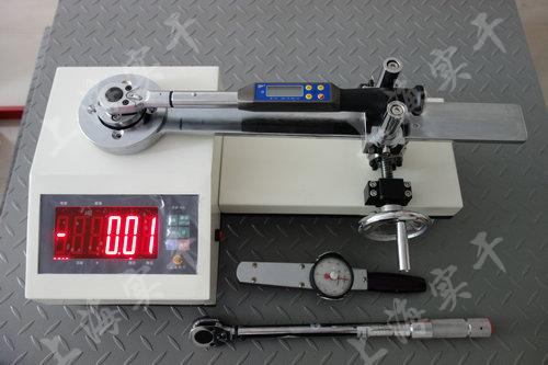 SGXJ扭力扳手檢定儀