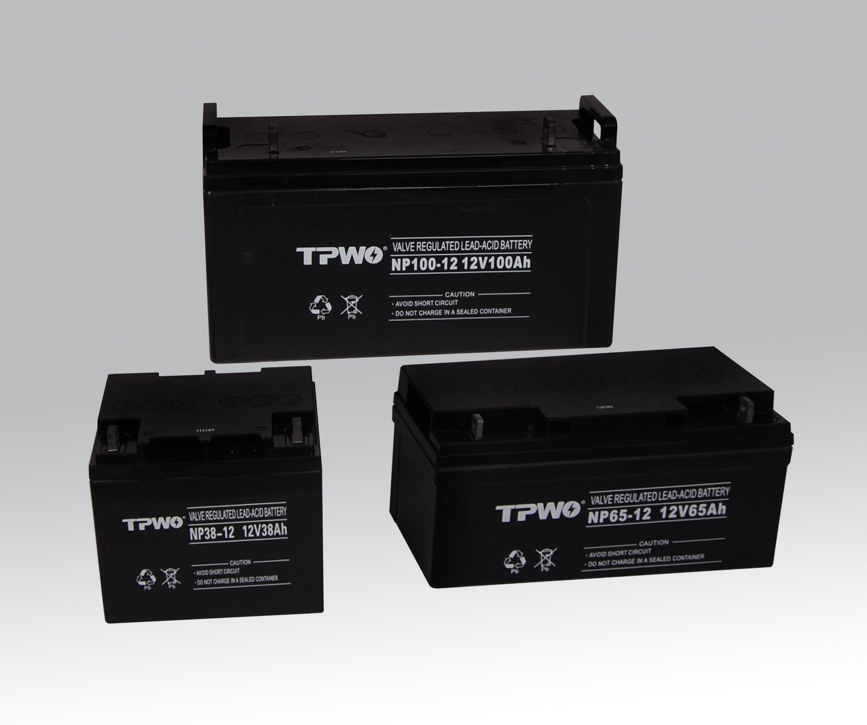拓普沃蓄电池UPS电源专用