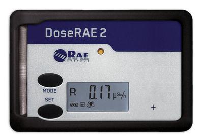 DoseRAE2 个人剂量报警仪
