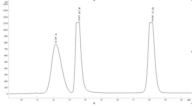 叔丁醇、己烷的分析