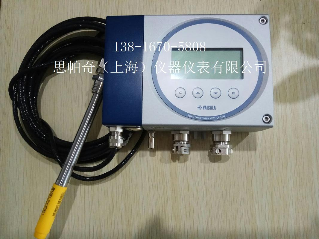 维萨拉hmt360温度湿度变送器