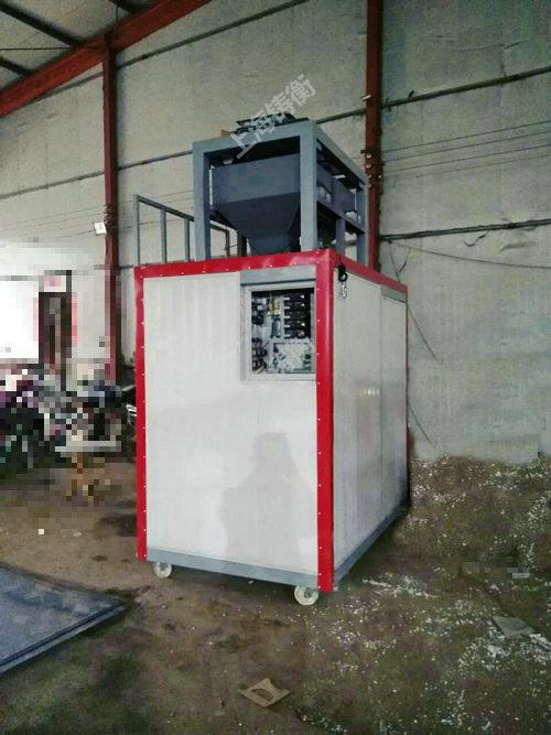 高速电动小麦包装机