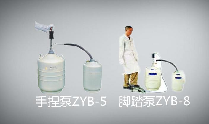 液氮罐手捏泵