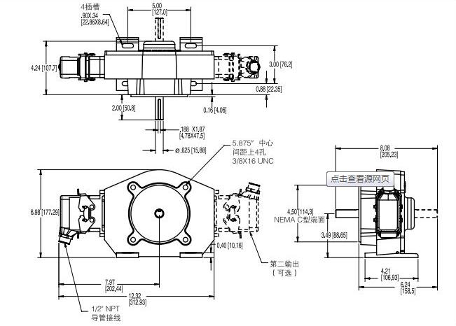 编码器是把角位移或直线位移转换成电信号的一种装置.