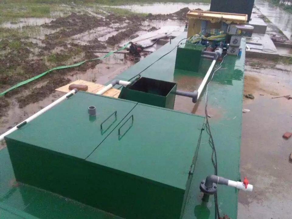 山西wsz-5小型飞机场地埋式一体化污水处理设备