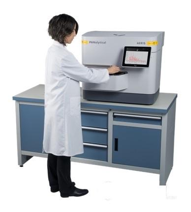 帕纳科推出全新 Aeris 台式 X 射线粉末衍射仪