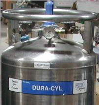 查特液氮罐