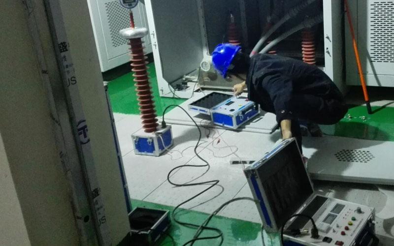 电缆直流耐压试验和交流耐压试验在试验方法上有什么区别?