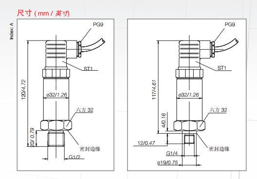 巴士德压力传感器广泛应用于家用、商用、汽车制冷系统的高、低压力保护控制,蒸汽工况和发电站;蓄能器,接收器,闪蒸罐,分离器,洗涤器,炼油 装置。也可适用于各种设备工具的高、低压力保护控制。用于一般测量任务的电子式压力变送器,带有内置或平流不锈钢隔膜,线性误差0.5%和0.