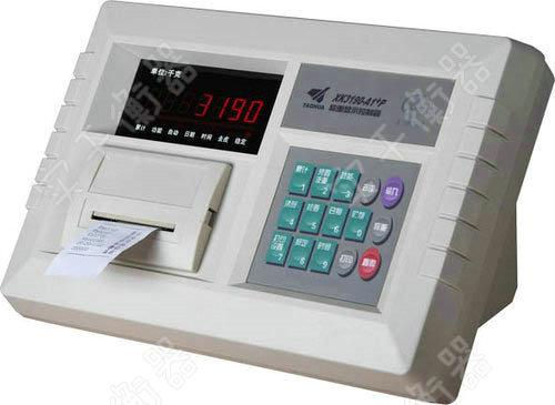A1+P地磅称重显示器