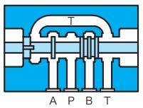 东京计器电磁阀TOKYOKEIKI阀芯规格与型号DG4V-3-1C/DG4V-5-1C