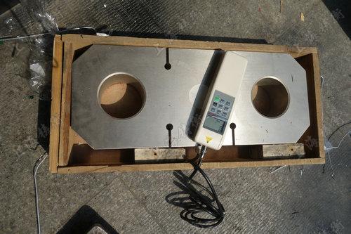 拉力板环式电子推拉力计图片    SGBF    量程:2KN-3000KN