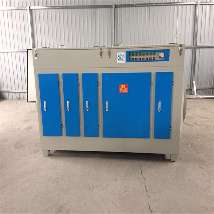 xh-gy-3000-河北光氧催化废气处理工作原理