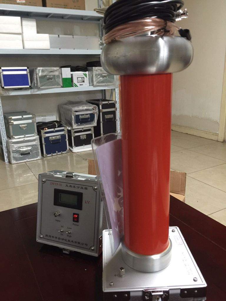 交直流分压器技术说明