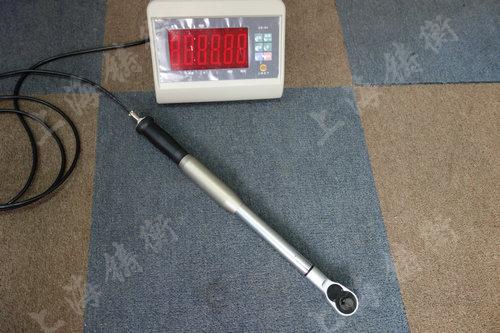 非标定制的手动数显检测扳手