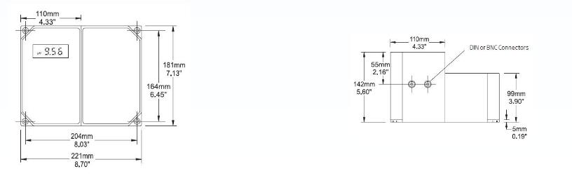 HI9913开孔尺寸