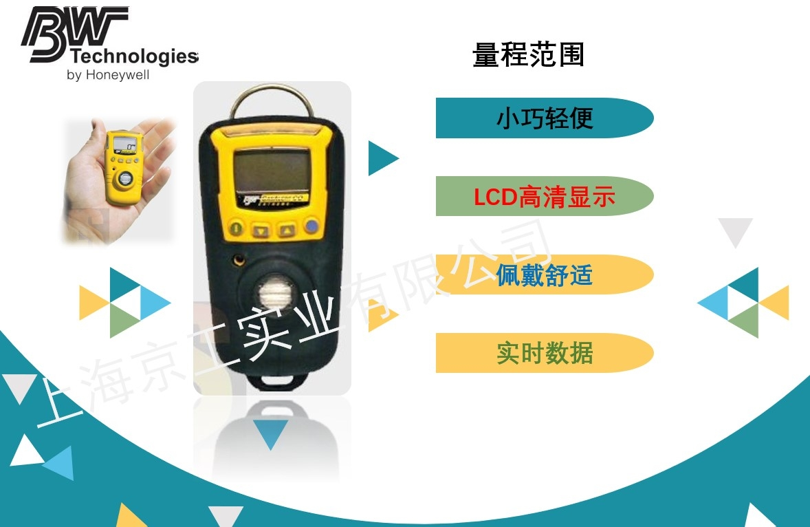 bw 单一气体检测仪