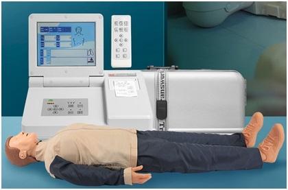 知能医学模型高级电脑心肺复苏模拟人(彩色液晶显示屏)