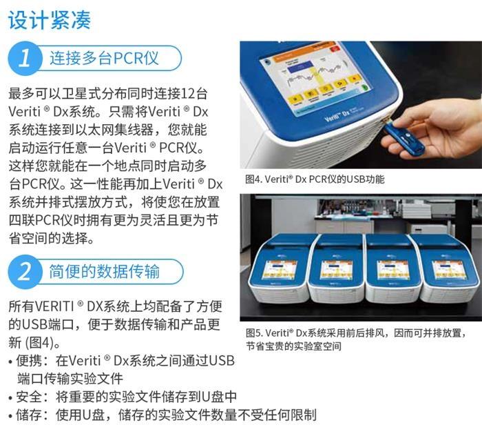 ABI Veriti  96孔 梯度PCR仪(0.2ml)核心特点