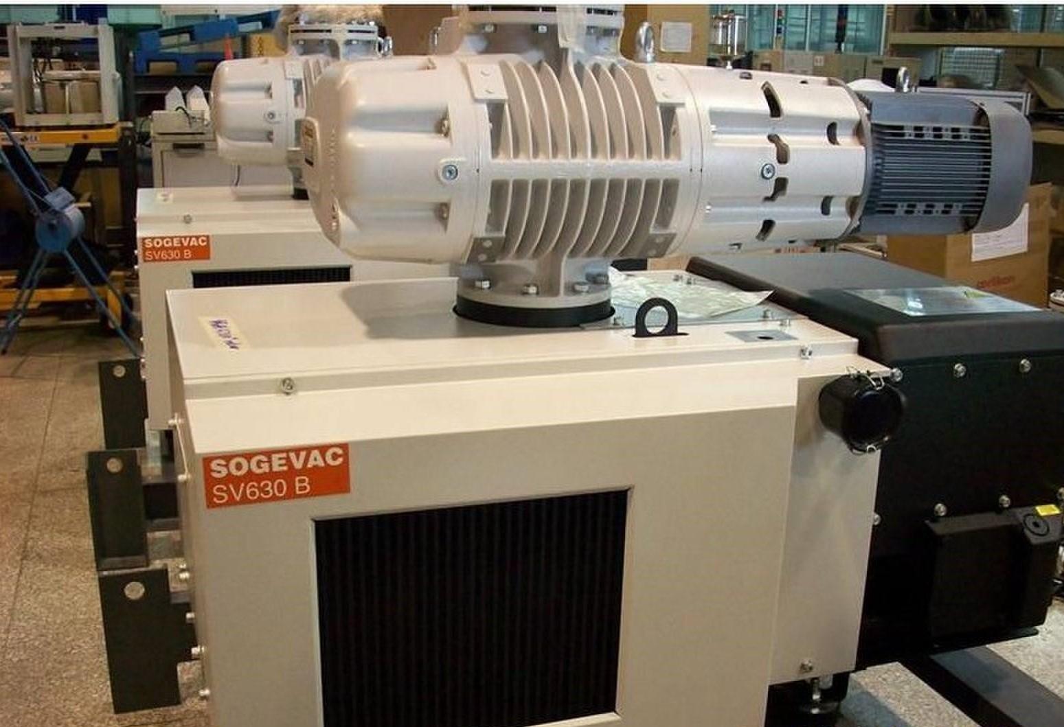 莱宝真空泵SV630B维修