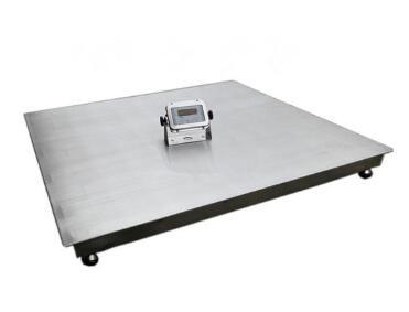 防腐不锈钢电子地磅
