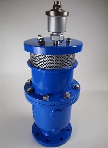DYP4X卷帘复合式排气阀