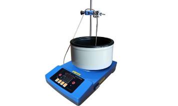 磁力搅拌油水浴锅
