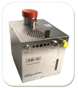 水雾法气流测试仪 SW-02