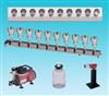 HDG-SZ-10C十联水中微生物膜过滤装置