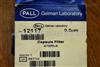 pall VERSAPOR膜囊式過濾器12117 0.2UM無菌包裝