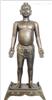 天圣针灸铜人模型