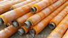 预制玻璃钢缠绕架空保温管,预制直埋热力保温管