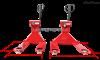 液壓叉車電子秤全碳鋼材質2T化工行業防爆秤電子秤