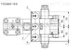 TCG80-03-C-CCC-P2-V-16-S174B 电磁式多段控制溢流阀