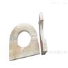 木托铁卡-安装管道木质木托 木哈弗