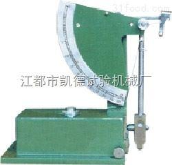 橡胶回弹性冲击试验机